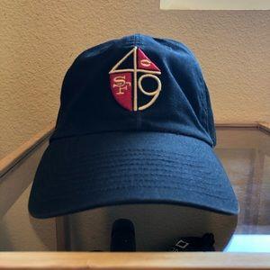 47 Brand Old School SF 49er Logo Hat